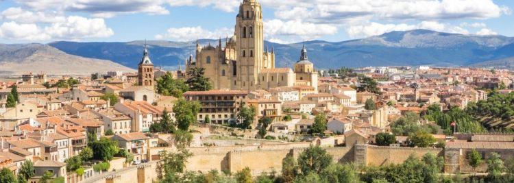 Peritos en Segovia